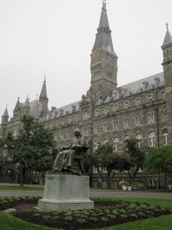 Healy Hall at Georgetown University