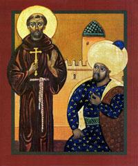 Francis and al-Kamil