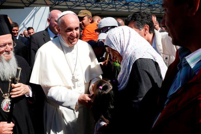 Pope Francis muslims, Catholic Weekly